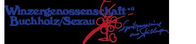Winzergenossenschaft Buchholz / Sexau eG-Logo